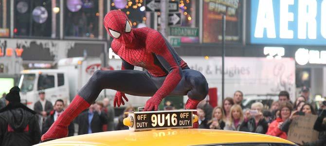 O Espetacular Homem Aranha - A Ameaça de Electro