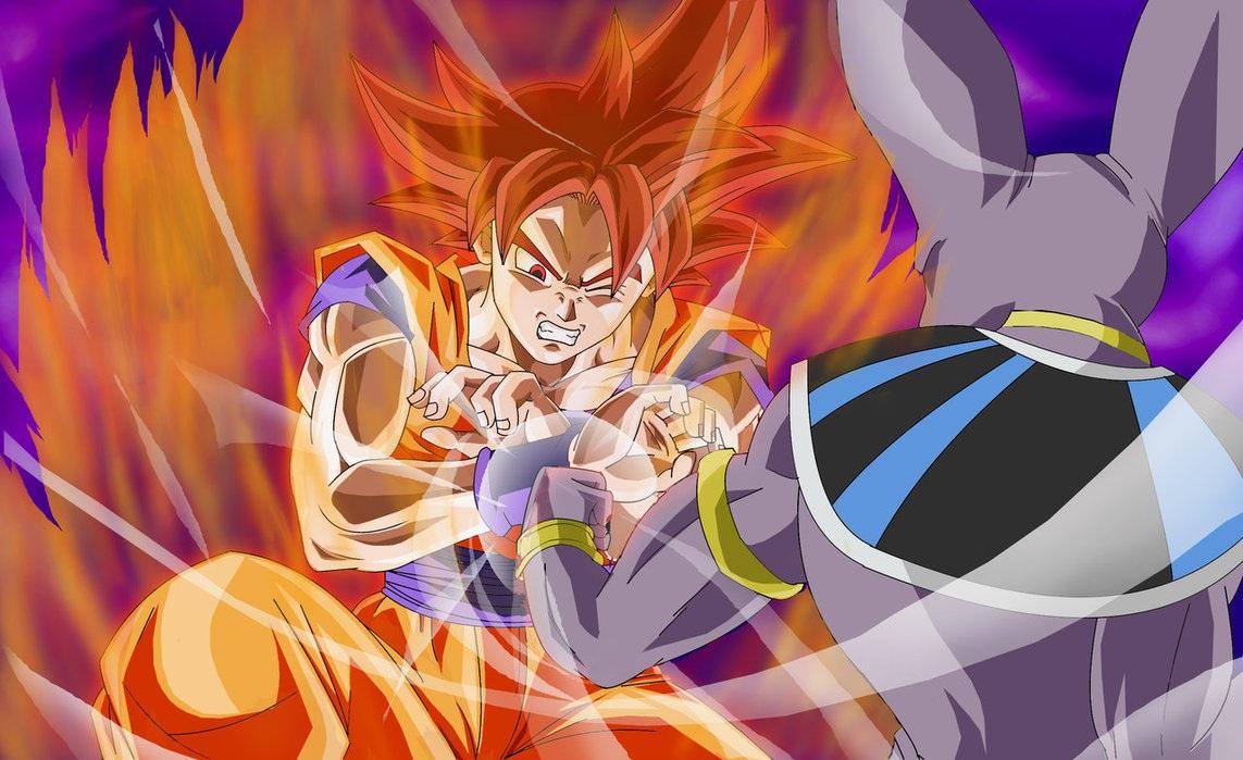 Dragon Ball Z A Batalha Dos Deuses Deve Frustrar Os Fas