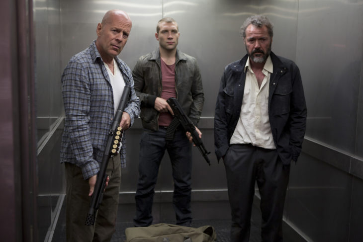 A GOOD DAY TO DIE HARD     TM & © 2012 Twentieth Century Fox Film Corporation.  All Rights Reserved.  Not for sale or duplication.