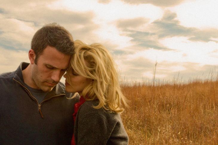 Ben Affleck and Rachel McAdams
