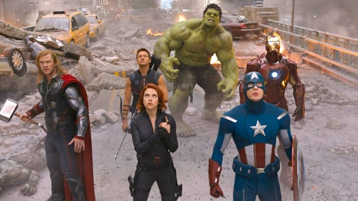 """Os Vingadores"" é o sonho de todo nerd tomando forma"