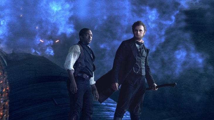 """""""Abraham Lincoln: Caçador de Vampiros"""" faz estranha mistura de história e fantasia"""